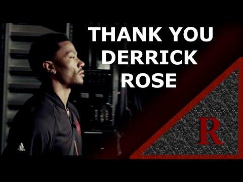 Derrick Rose 2008-2016 Chicago Bulls Career Tribute | THANK YOU | Battle Scars