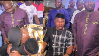SEE HOW NOLLYWOOD ACTORS AND MUSICIANS  WELCOMED YINKA AYEFELE @ PERA AWARDS.mp3