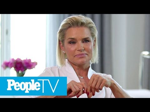 Yolanda Hadid Opens Up About How Lyme Disease Nearly Destroyed Her | PeopleTV