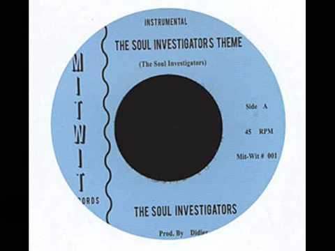 The Soul Investigators - Downtown