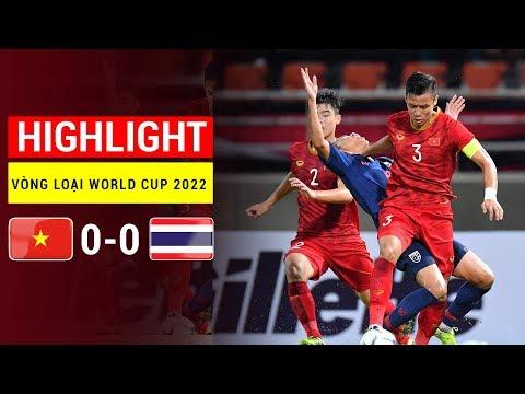 Highlight   Việt Nam vs Thái Lan: Vân Lâm Cản Phá Penalty Xuất Thần, Việt Nam Giữ Vững Ngôi Đầu Bảng