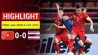 Highlight | Việt Nam vs Thái Lan: Vân Lâm Cản Phá Penalty Xuất Thần, Việt Nam Giữ Vững Ngôi Đầu Bảng