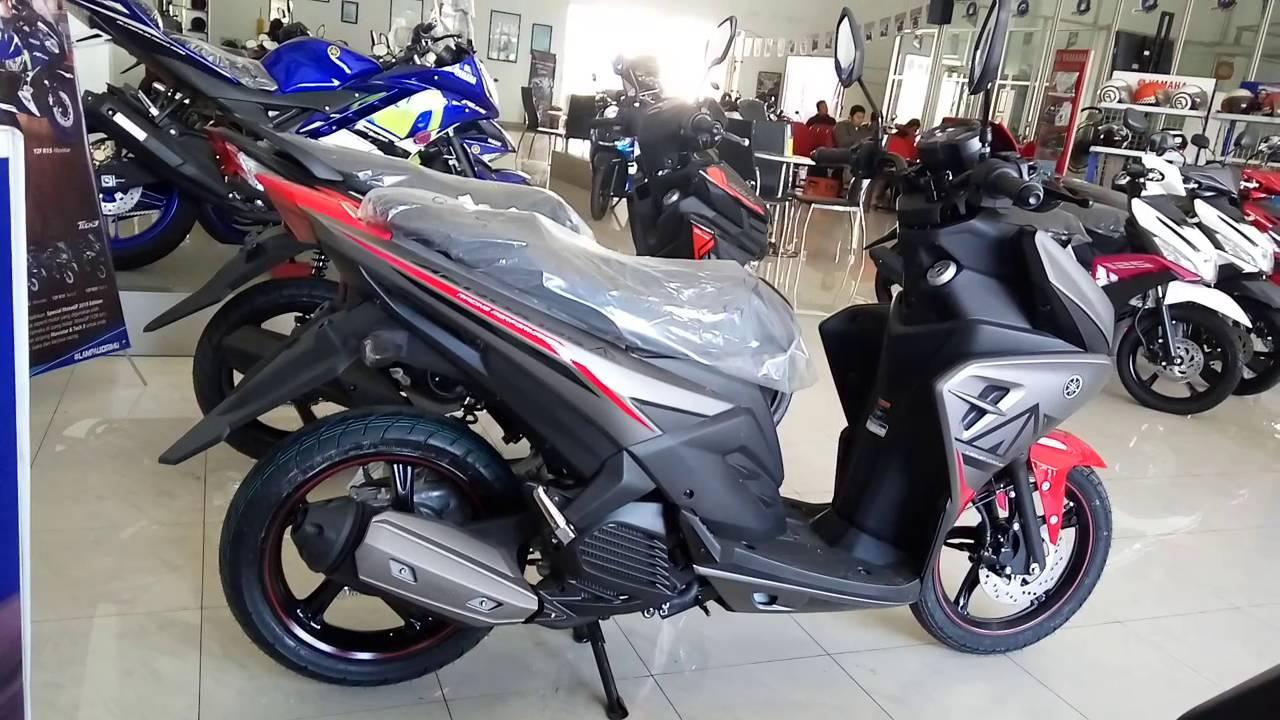 Yamaha Aerox 125 Full Video 2016 Youtube