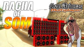 MTA GTA San Andreas - 5º Racha de Som Automotivo