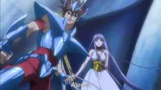 Opening Saint Seiya the lost canvas + letra en español (España)