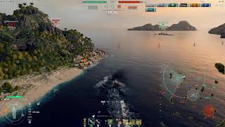 World of Warships Z-39 104k Damage