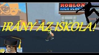MID-SCHOOL-SIMULATOR! | Roblox High School [HUN]