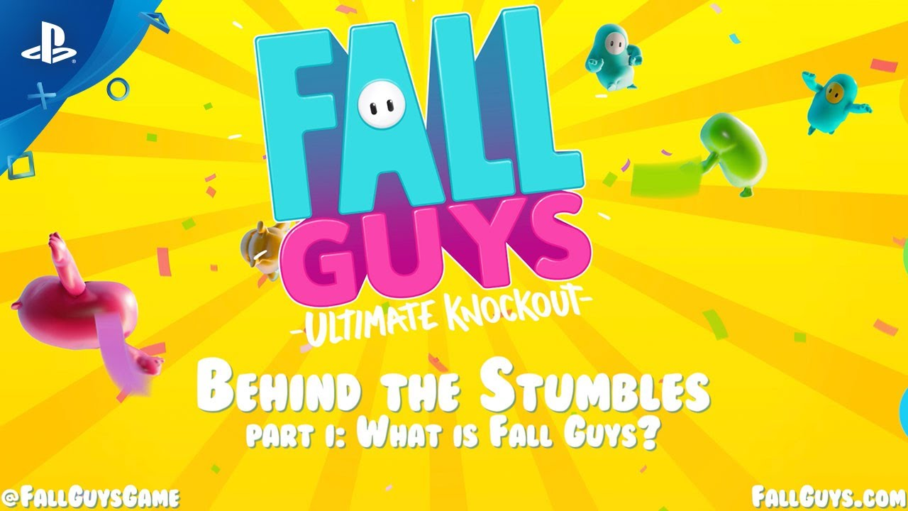 Fall Guys - Behind the Stumbles Part I | PS4