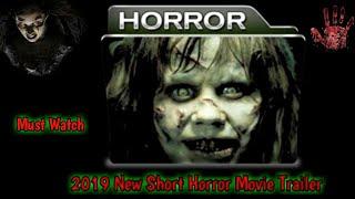 2019   Horror Short Film Trailer   Based On A True Story    😱