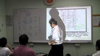 Qi Men Dun Jia Divination Course 2012 - Master Ye Pei Ming