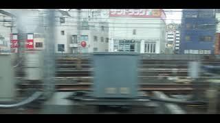 常磐線特別快速北千住から品川乗って来た東京駅で491系East i-Eすれ違う!