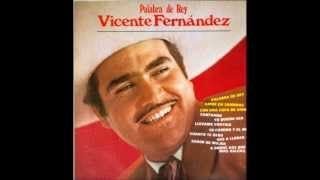 VAS A LLORAR   Vicente Fernandez