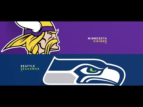 Seattle Seahawks Vs Minnesota Vikings Live Stream Play By Play And Reaction
