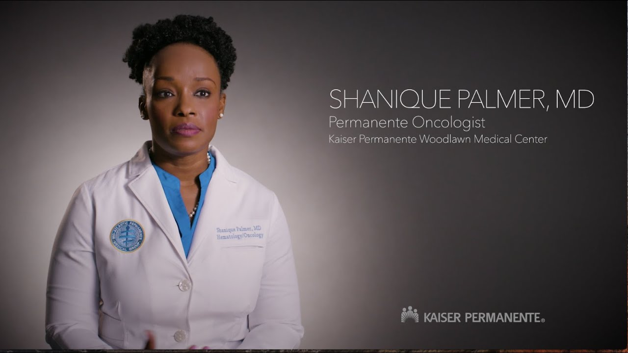 Dr  Shanique Palmer on Immunotherapy | Kaiser Permanente