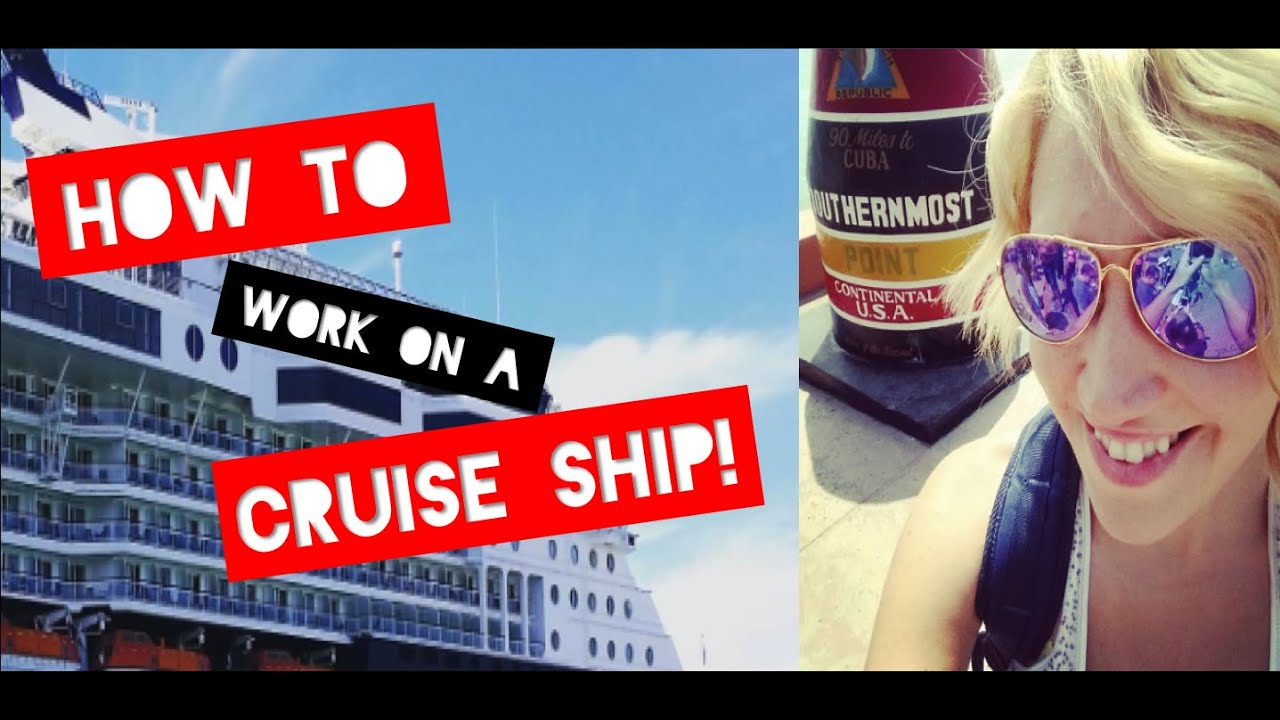 Cruise Ship Jobs - Live Seasonal