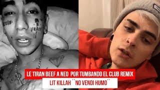 Tumbando el Club - Neo Pistea - LIT KILLAH ´´no VENDI HUMO´´