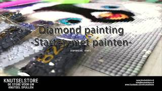 Starting with Diamond Painting, How does it work?