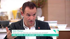 What Can I Do With My Car Insurance Pre-Renewal? | This Morning