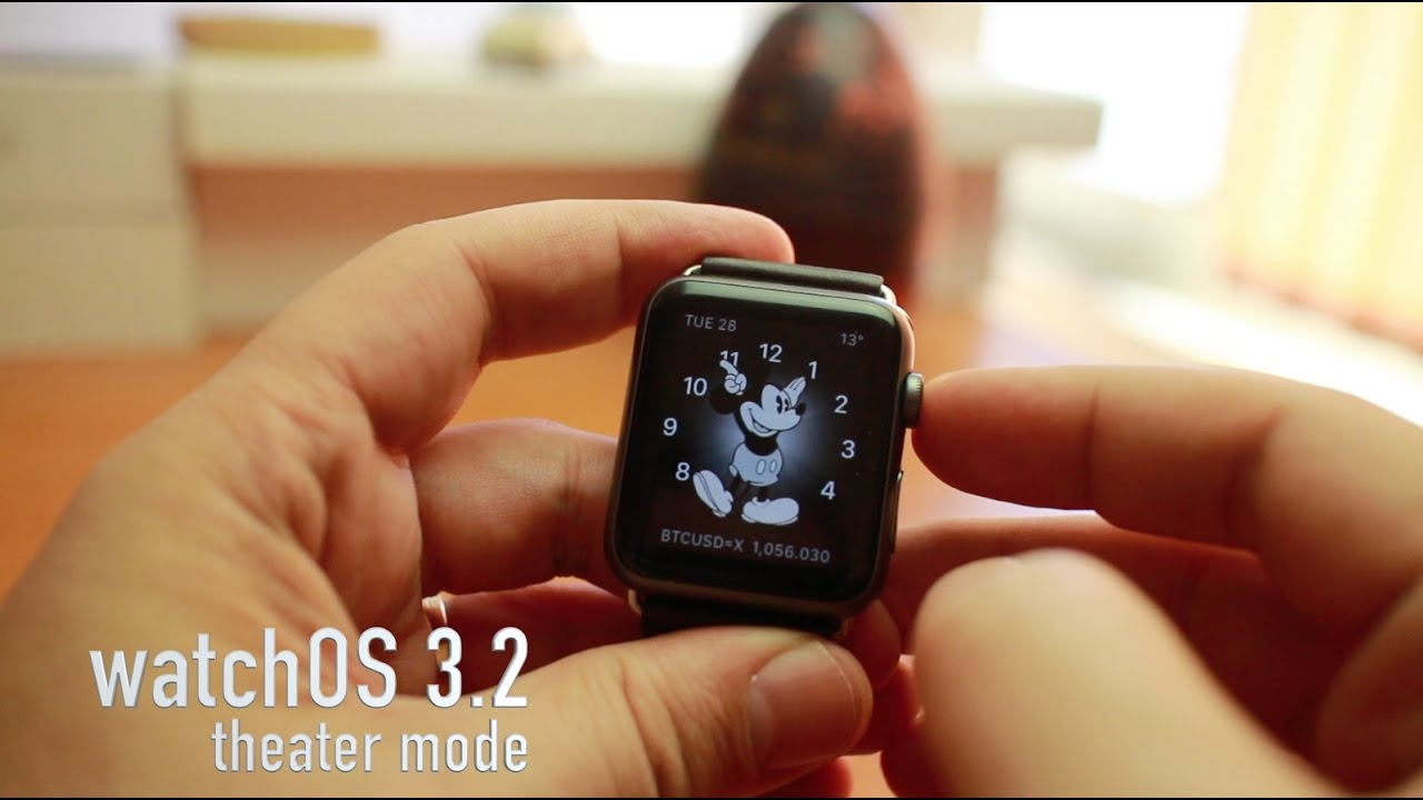 Image Result For Apple Releases Watchos   With Theater Mode