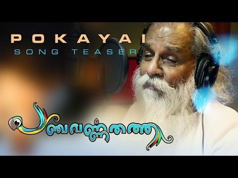 PANCHAVARNA THATHA SONG TEASER | POKAYAI | YESUDAS | Ramesh Pisharody | M Jayachandran