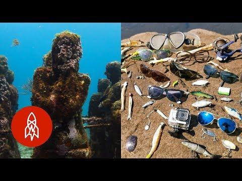 Diving Deep With Underwater Explorers