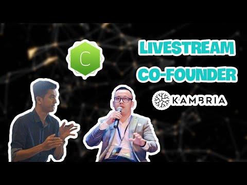 AMA01 Livestream với Co-Founder của KAMBRIA