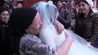 Встречают невесту единственного сына