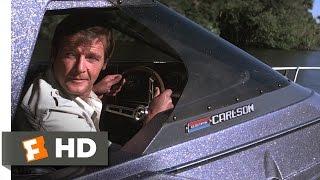 Moonraker (7/10) Movie CLIP - Boat Battle (1979) HD