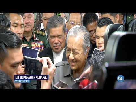 UNDI TIDAK PERCAYA | Tun MTunggu Jawapan PAS