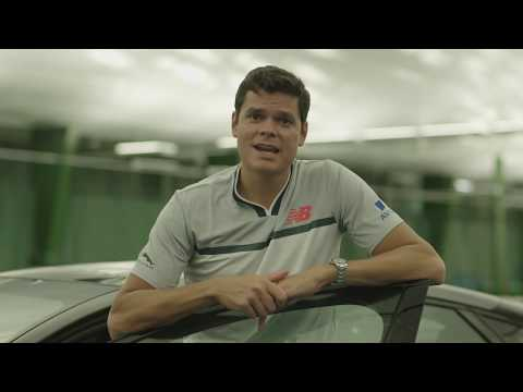 Milos Raonic - Performance Off The Track