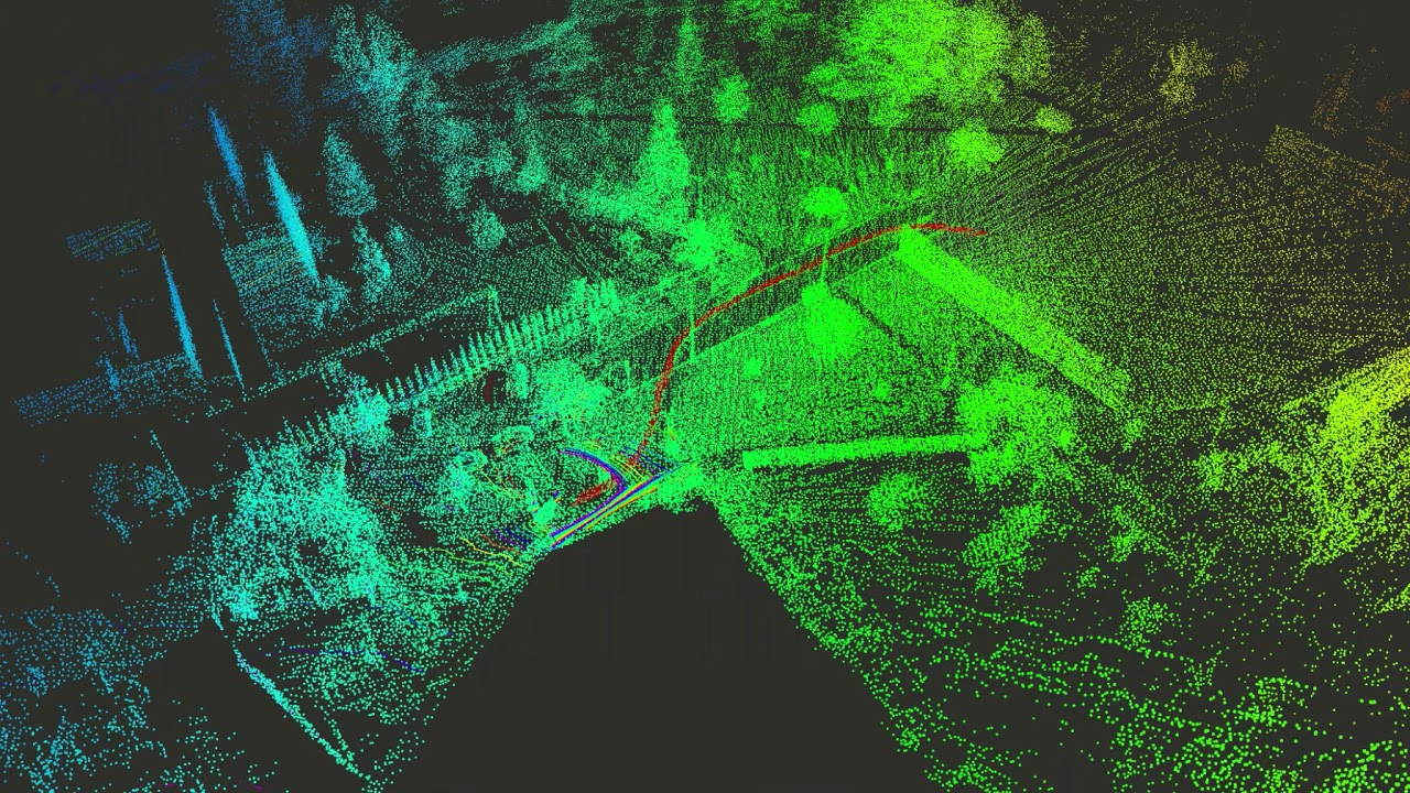 SLAM expertise and LIDAR exams by FlyTech UAV – Advanced Imaging