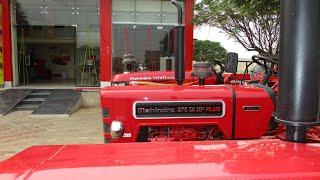 New model Mahindra 275 Di XP PLUS 37 HP Tractor full review, price | Mahindra 275 XP plus new model