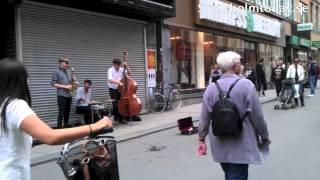 stockholm today street jazz