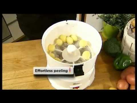 Your Kitchen... Electric Potato Peeler