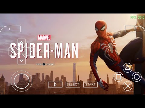 Marvel Spider-Man Game Download In Android