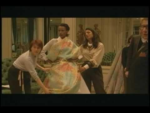"""Yves Saint Laurent Documentary – """"5 avenue Marceau, 75116 Paris"""" (Part 5 of 9)"""