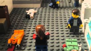 Lego Left 4 Dead-Part 1- The Hotel