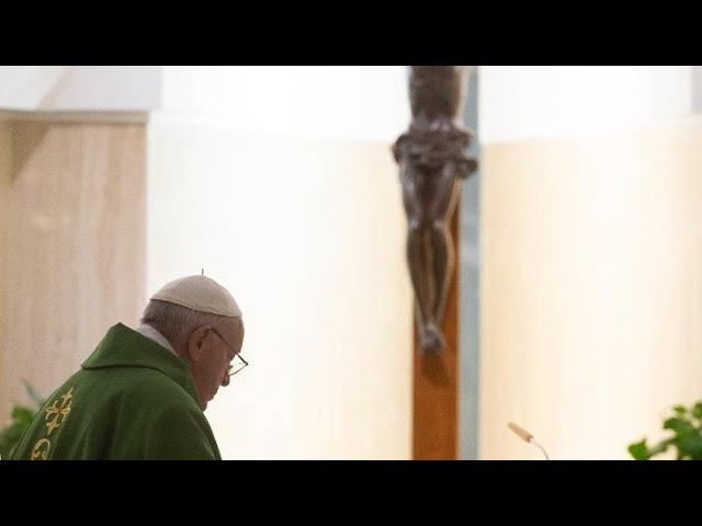 """ĐTC: Lời cầu nguyện nhỏ làm """"động lòng"""" Thiên Chúa"""