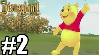 Disneyland Adventures Gameplay Walkthrough Part 2 - Xbox One