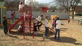 Sunrise Playground Playtime (large Age Separated Outdoor Play Areas)