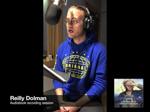Reilly Dolman reads the SON OF THE DAWN book