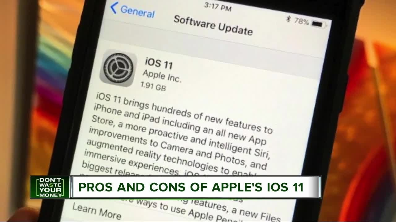 Appleu0027s IOS 11 Update: The Good, The Bad And The Ugly