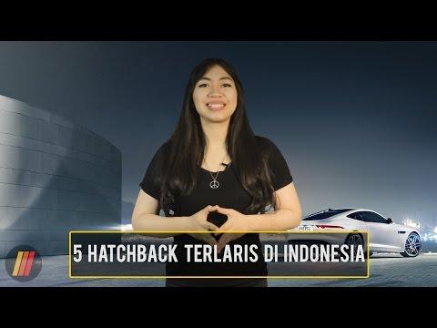 5 Hatchback Terlaris di Indonesia