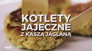 Kotlety jajeczne z kaszą jaglaną - Noizz Food