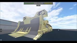 Car Crushers 2 / Buying the Industrial Bulldozer! / Roblox / (#21)