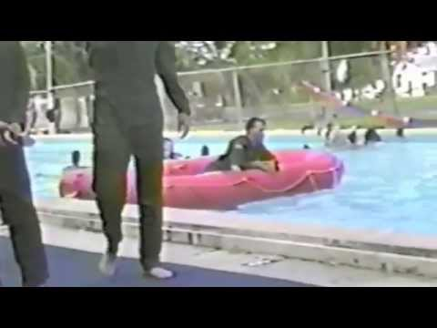 138th Aviation Company Water Survival Training Key West 1997