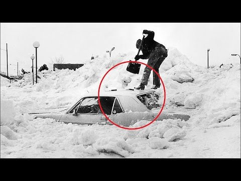 State of Emergency! Stella Blizzard hits New York City - (Compilation)