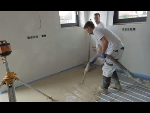 #0124 Příprava na lití podlahy   Dodavatel: CEMEX   Svépomocí ŽIVĚ