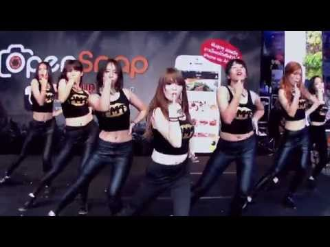 140504 PMT cover AOA - Intro(Get Sexy) + Confused @OpenSnap Cover Dance (Final)
