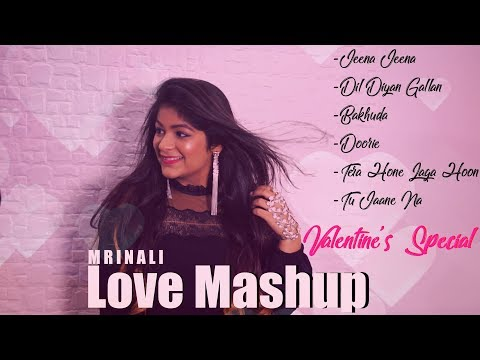 love-mashup-mg-|-valetine's-special-|-atif's-medley|-romantic-love-songs-|-cover-|-mrinali